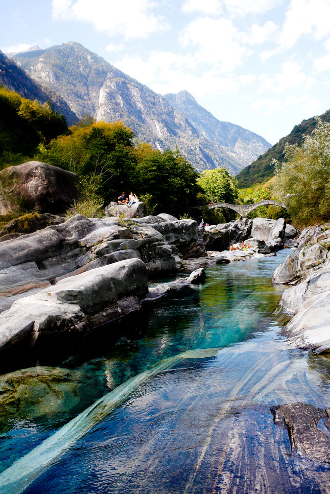 Valle Verzasca — A guide to the Bernese Alps of Switzerland | freckleandfair.com