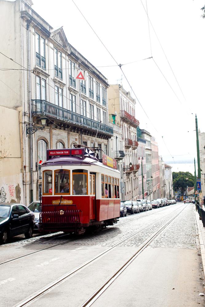 Lisbon, Portugal | Freckle & Fair