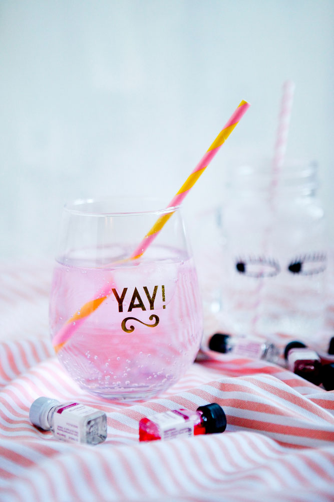 DIY — Make your own LaCroix at home | freckleandfair.com