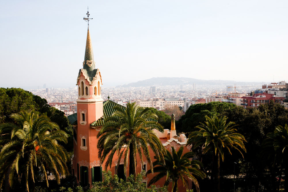 Park Güell | What to do in Barcelona | freckleandfair.com