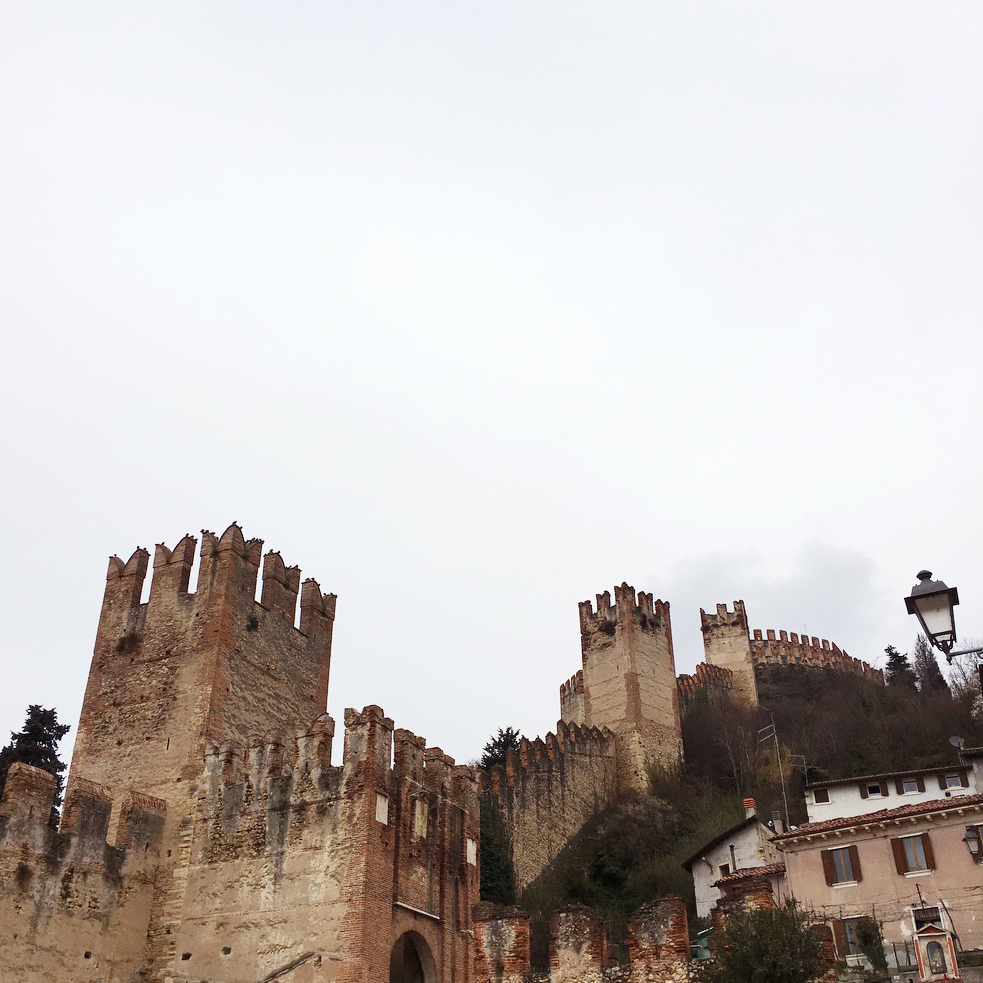 What to see and do in Soave, Italy in Veneto | freckleandfair.com