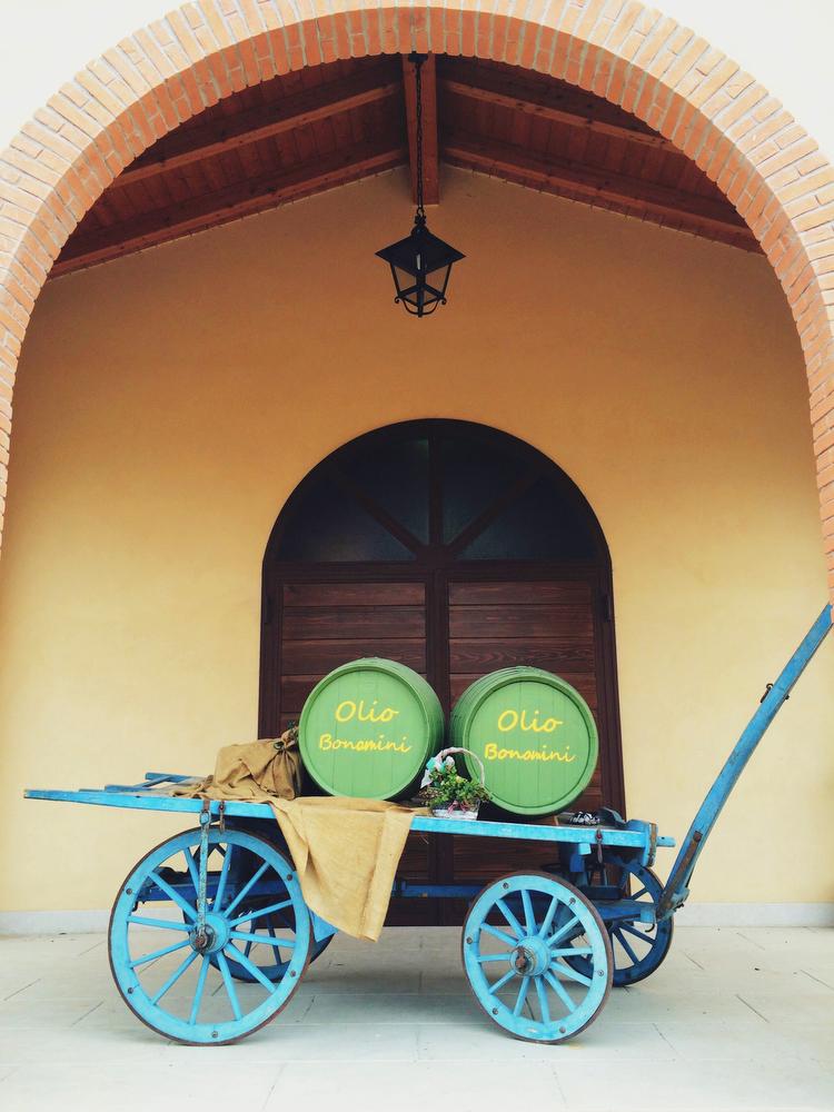 Bonamini Olive Mill