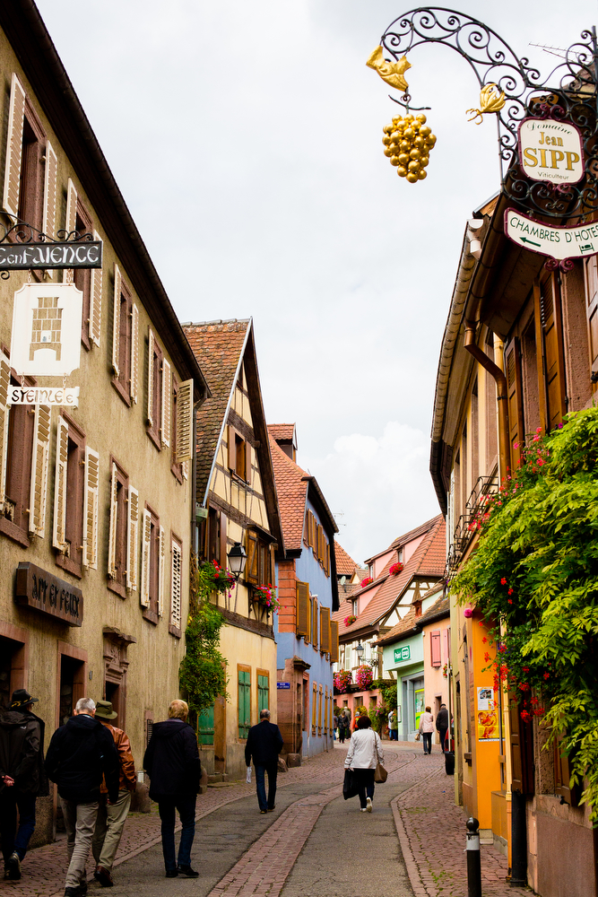 Alsace region, France | Freckle & Fair