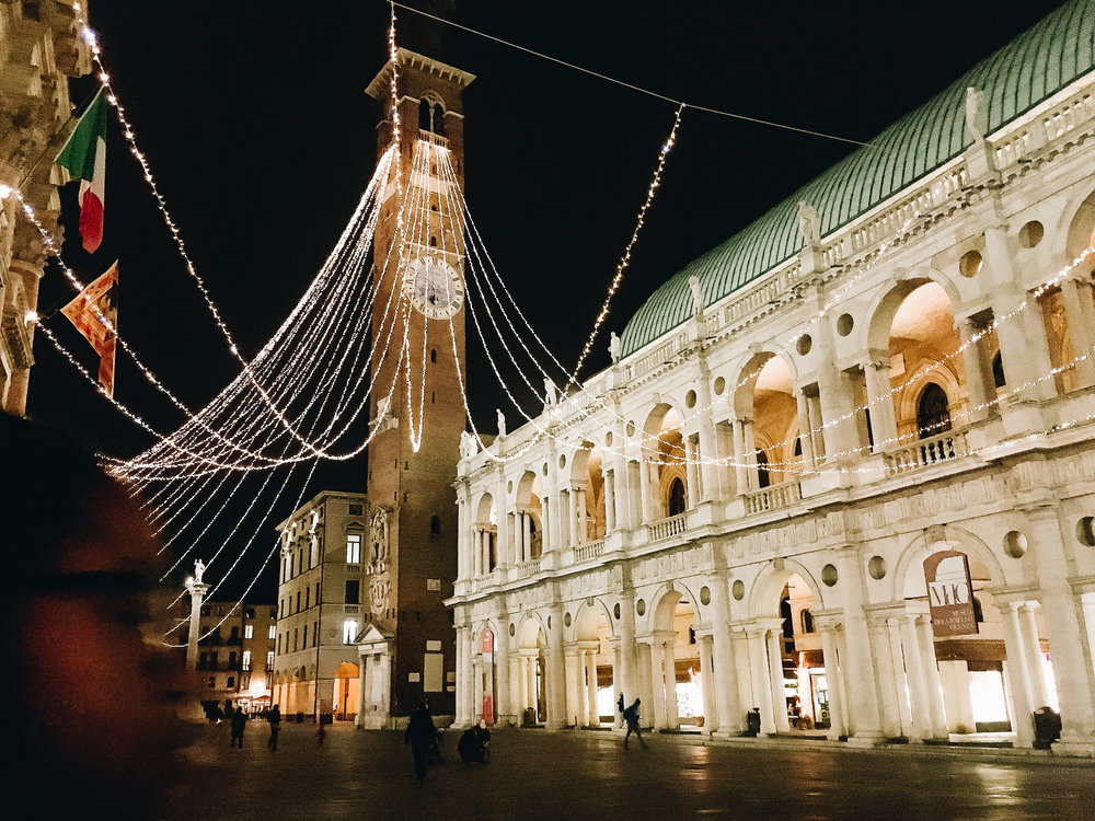 Vicenza, Veneto, Italy | Freckle & Fair