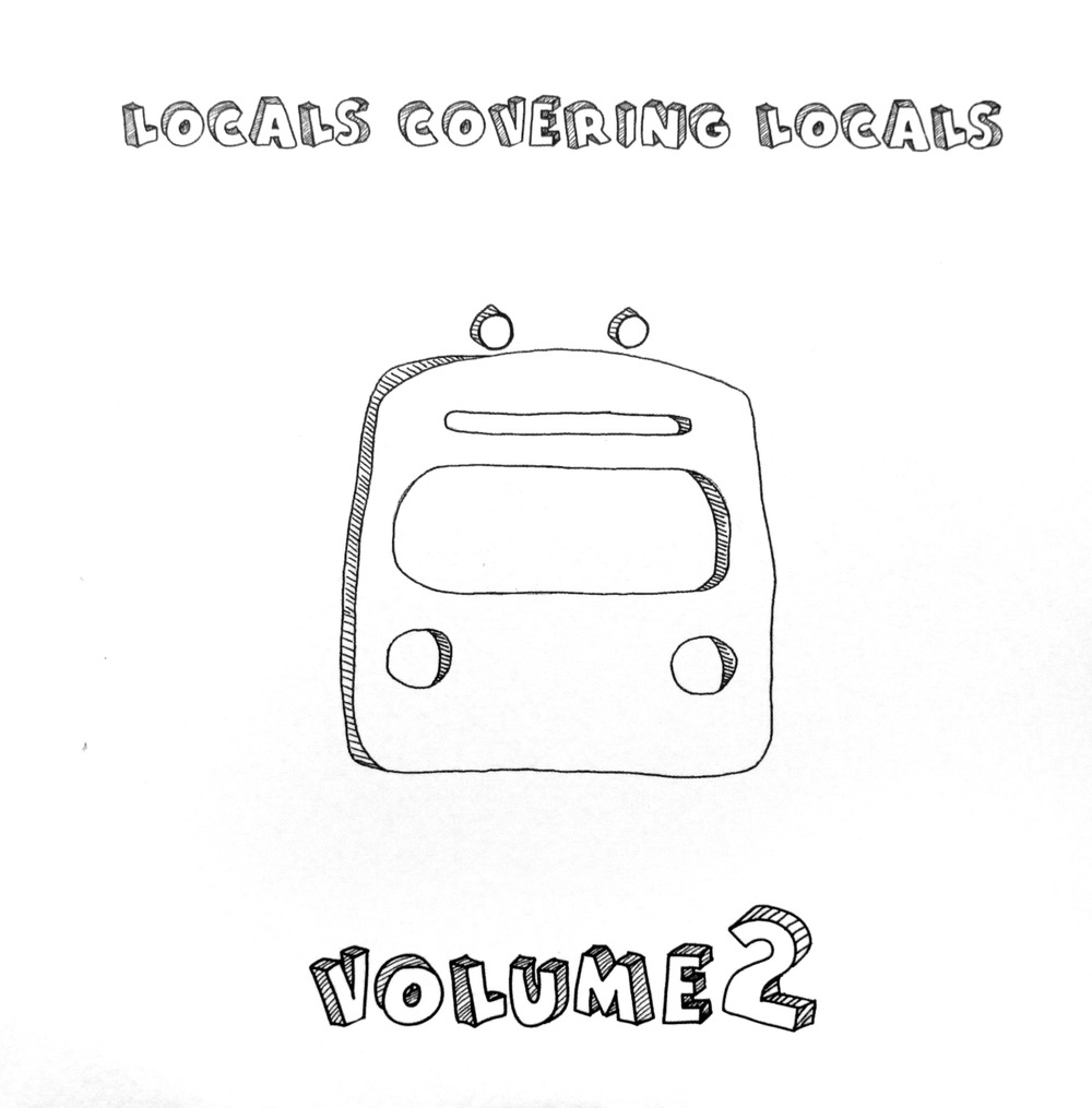 Red Line Roots Locals Covering Locals Vol. 2