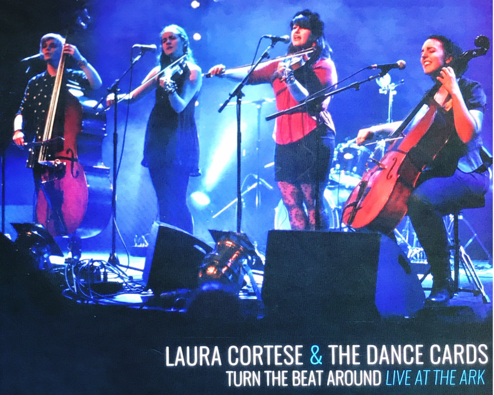 Laura Cortese & The Dance Cards Turn the Beat Around / Live at the Ark