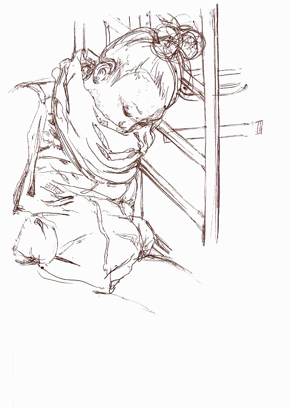 sleeping girl 001.png