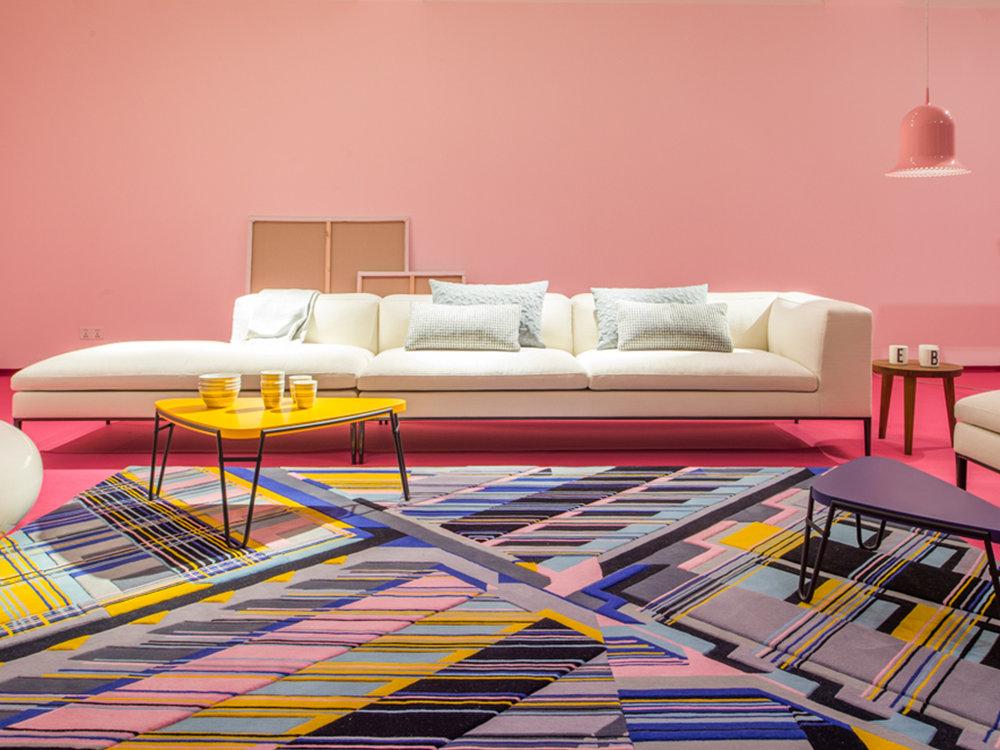 Urban Fabric Rugs — Atelier Manferdini