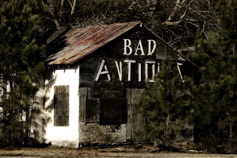 Bad Antiques