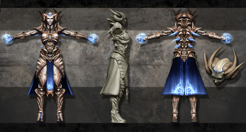 Cabalist Armor