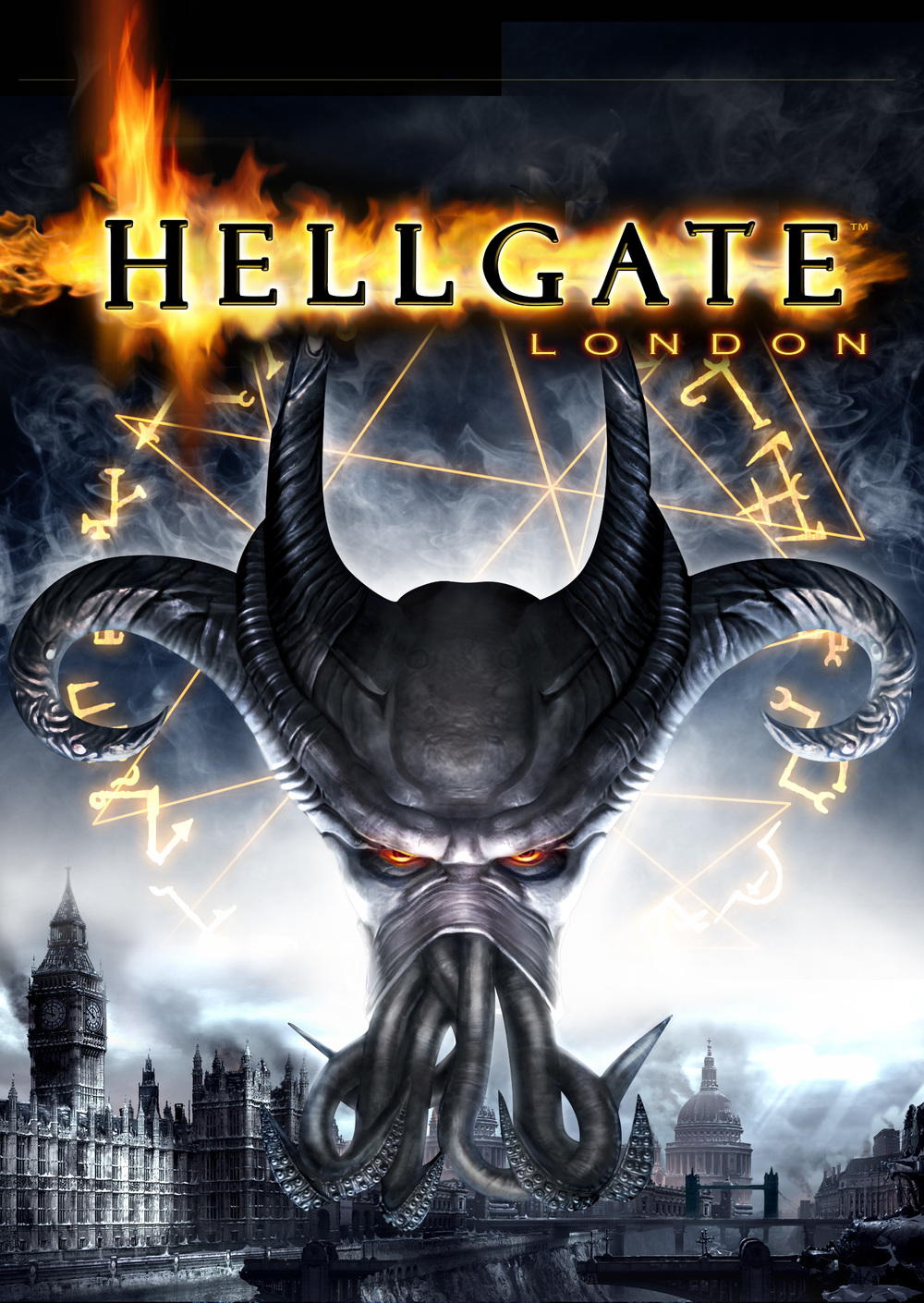 Hellgate : London Box art