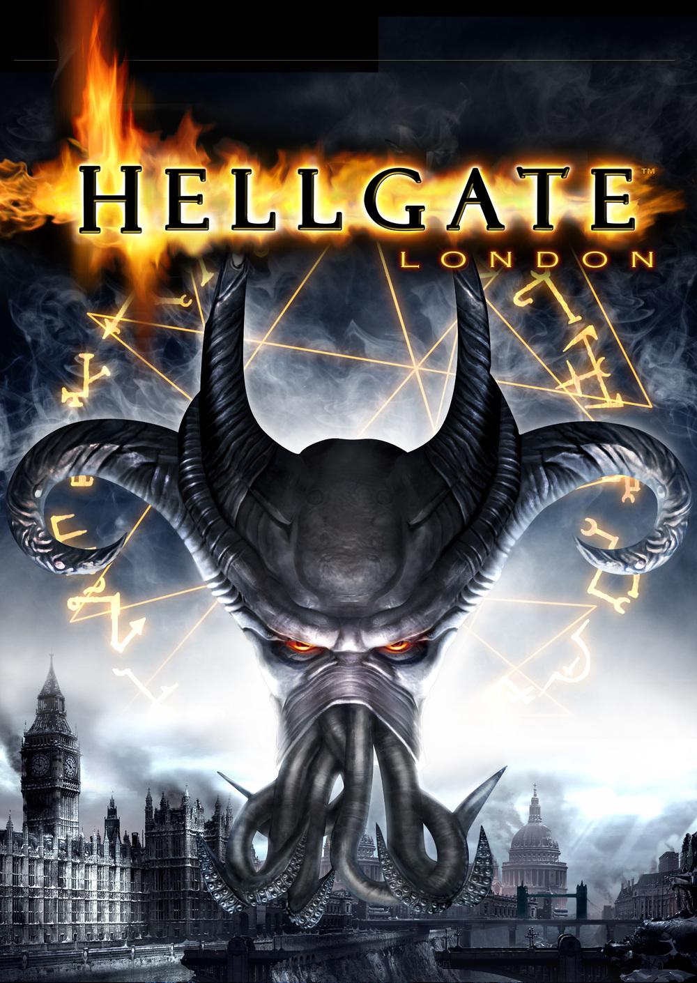 Hellgate : London Box art