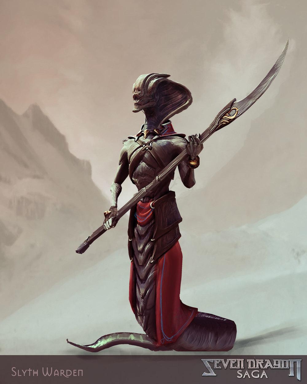 Slyth - Seven Dragon Saga
