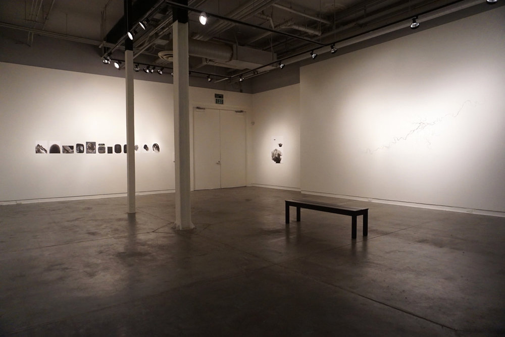 A Slow Conflict: Gallery View