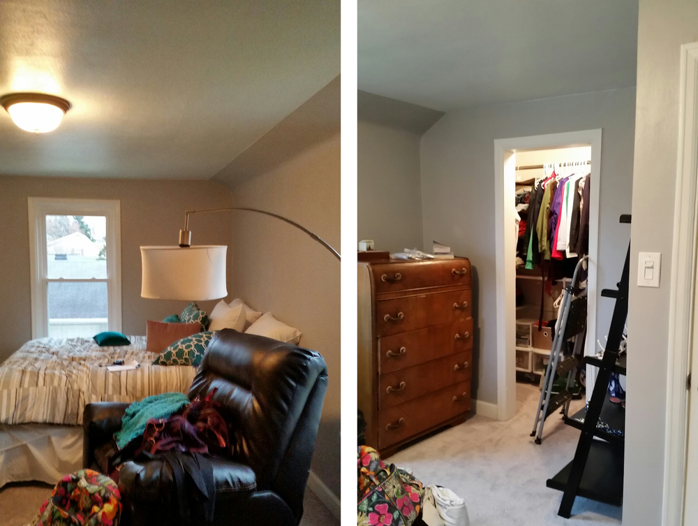Guest Bedroom and Home Office Remodel Before and After JERRICA
