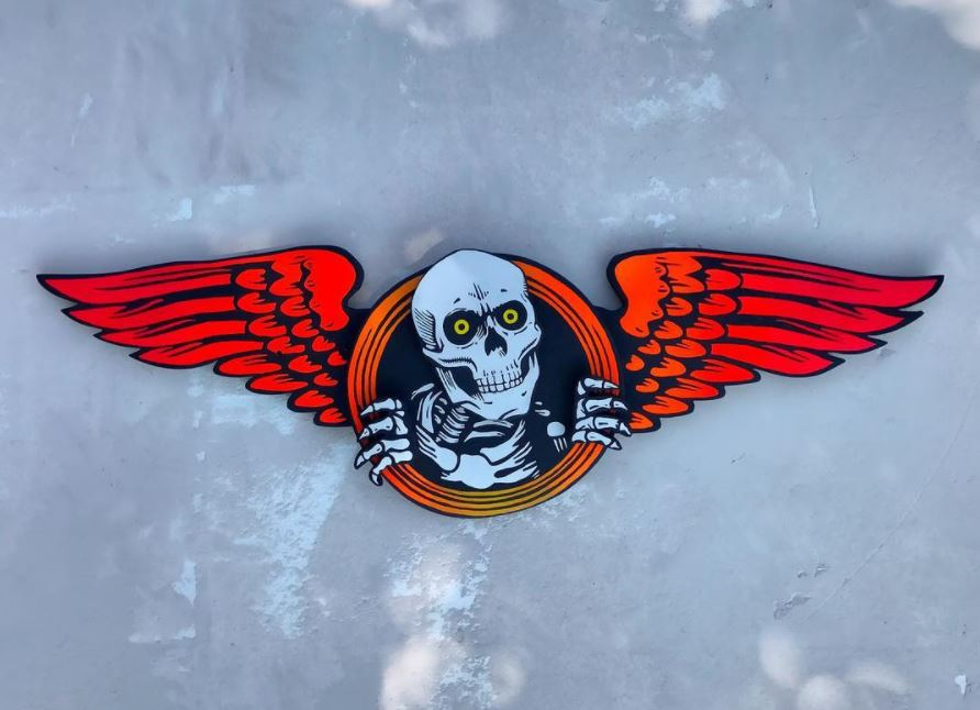 Justin Betts Powell Peralta graphic