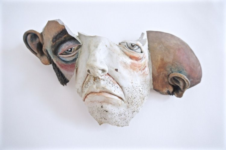 Derek Weisberg ceramic clay