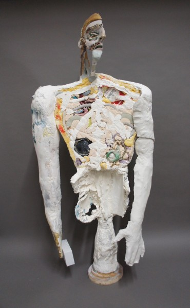 Derek Weisberg ceramic sculpture