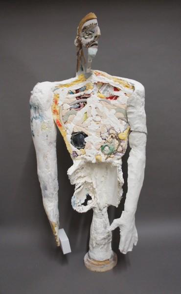 Derek Weisberg ceramic sculpture