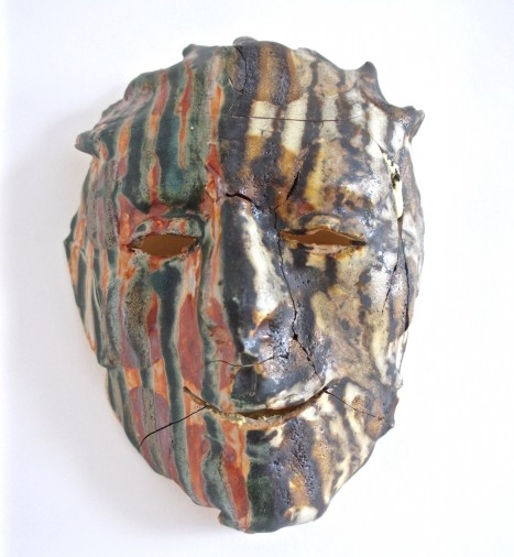 Derek Weisberg mask art