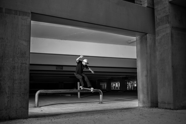 Razy Faouri skateboarding photographer