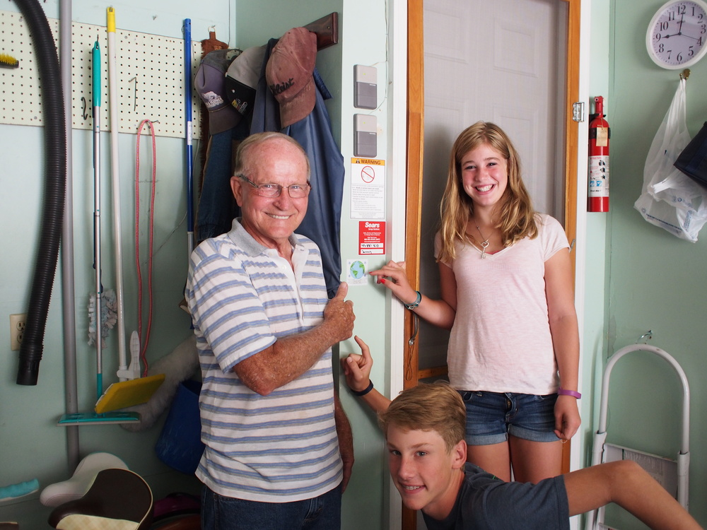 Grandpa Kenny's Garage