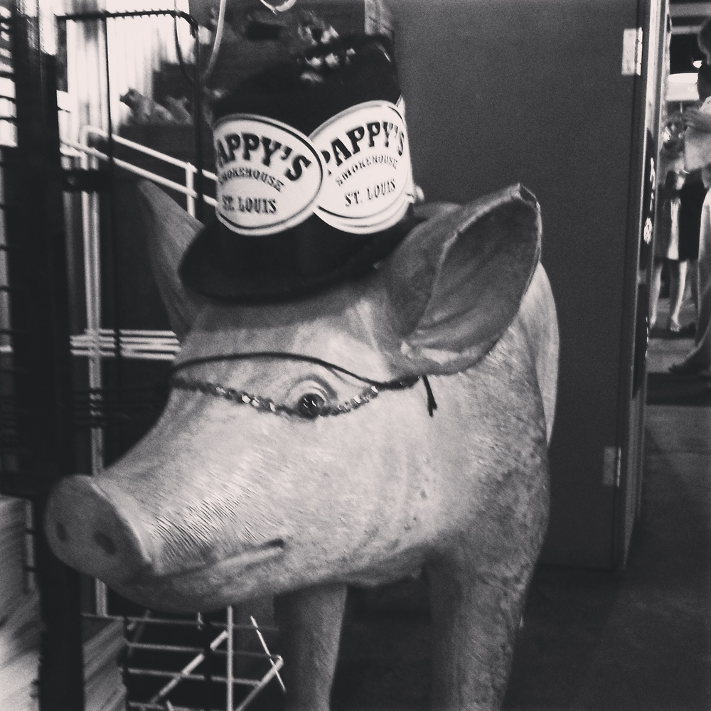 Pappy's BBQ - Yummm!