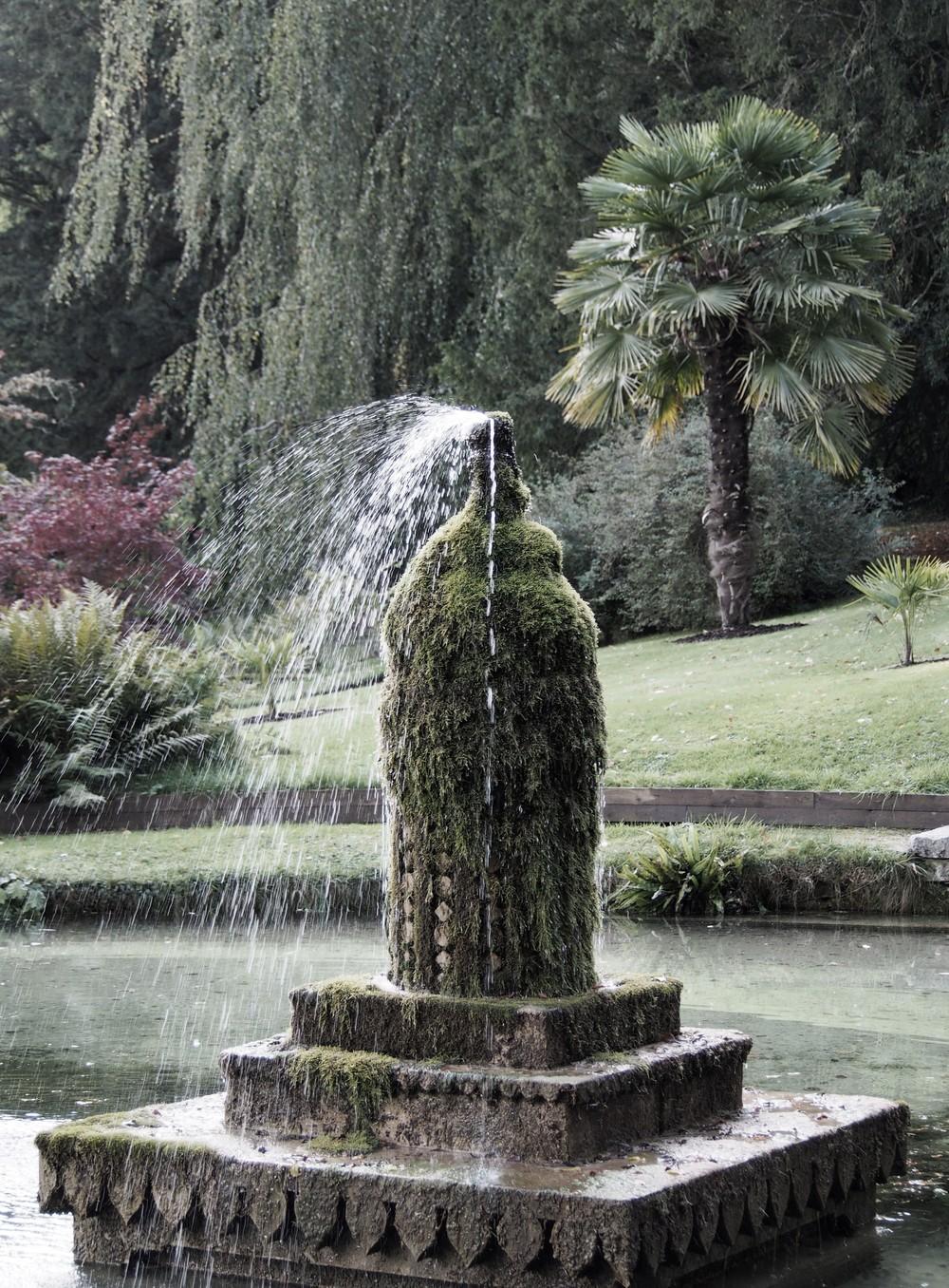 Sezincote Gardens