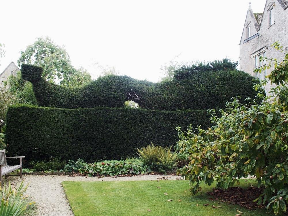 Kelmscott Garden