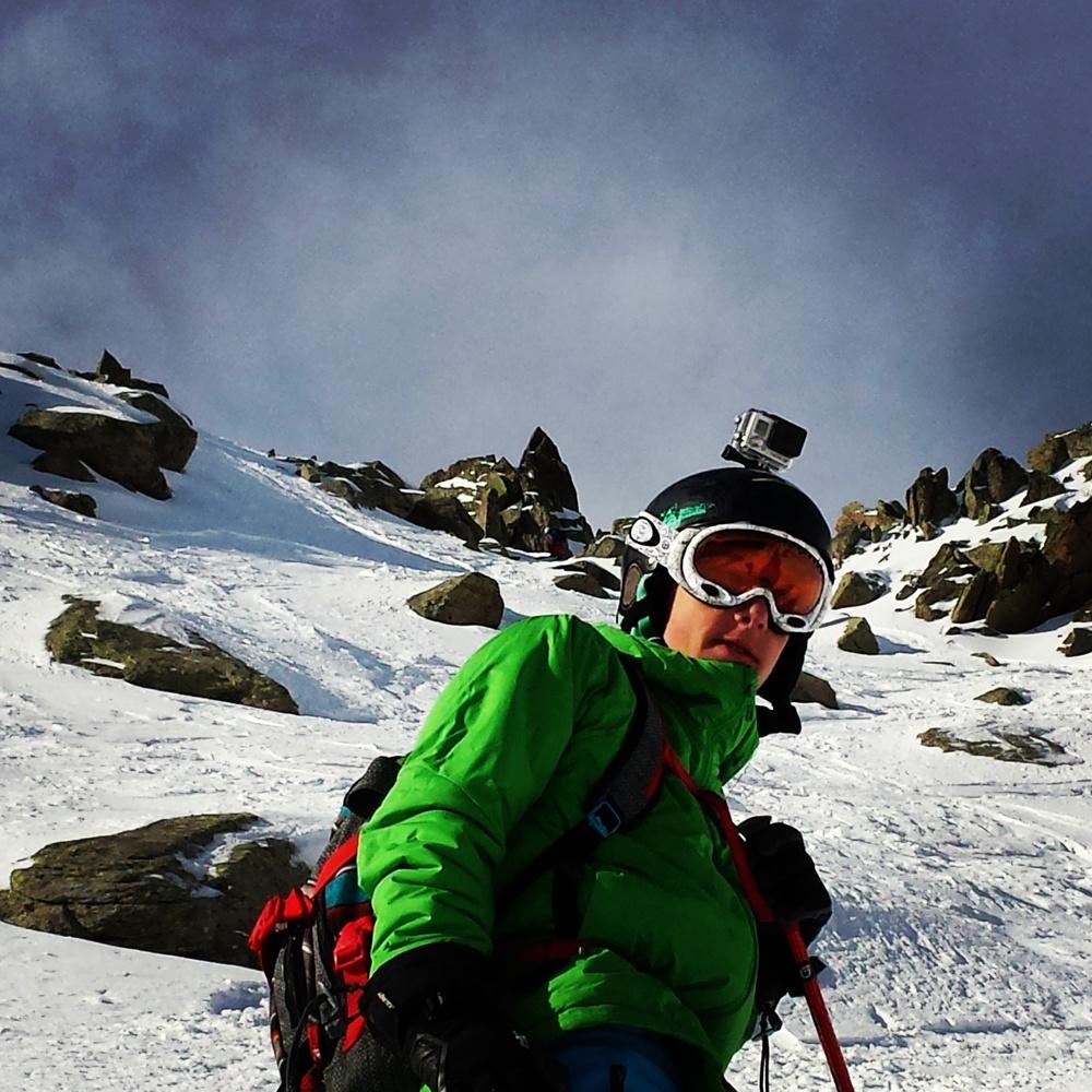 Loving the steeps