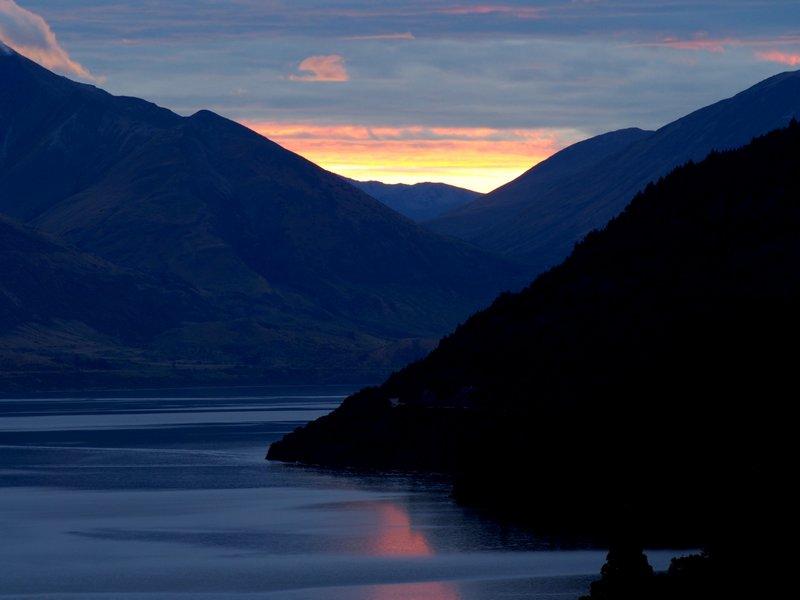 Ho Hum....another amazing sunset