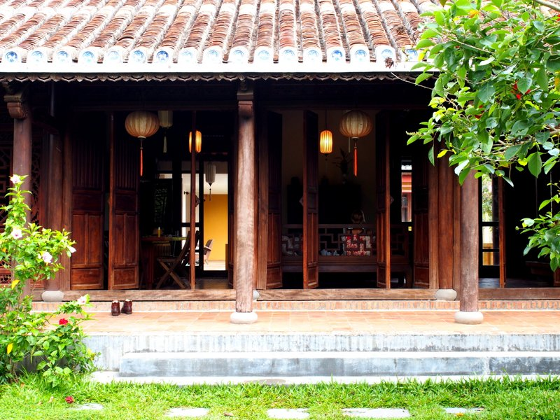 Our house in Vietnam