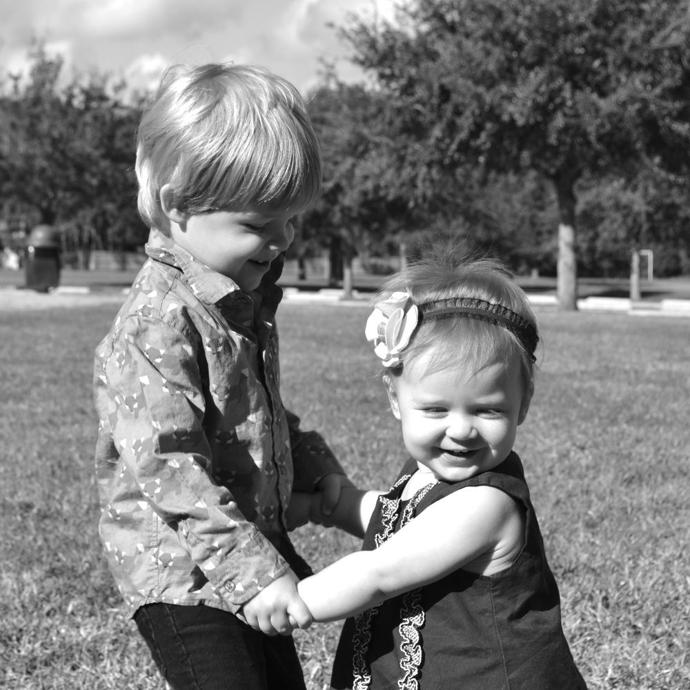 Sam and Hadley. This is one of my favorite pics I've taken of them. It's from the winter of 2013.