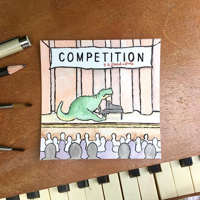 This is Rex performing his (somewhat) original piece of music at the Hooglafair Benefit Concert. Listen to S3E7 now by clicking the link in the profile!  Win this original piece of art by @kennethjamesbenson by entering at sugarcrashkids.com/giveaway.  #sugarcrashkids #sckpodcast #sckradio #podcasting #podcast #children #kids #preschool #preschoollife #momlife #dadlife