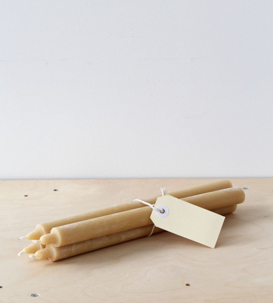 2. Beeswax Candles