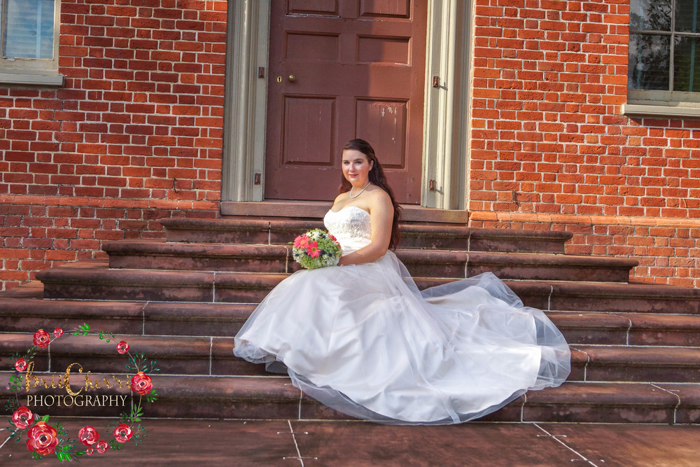 Tyron Palace New Bern NC Wedding Bridals Photography