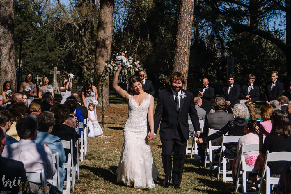 the hertford academy wedding murfeesboro nc