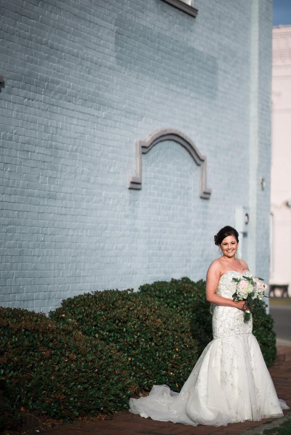 Downtown Washington NC waterfront Engagement bridal wedding photography