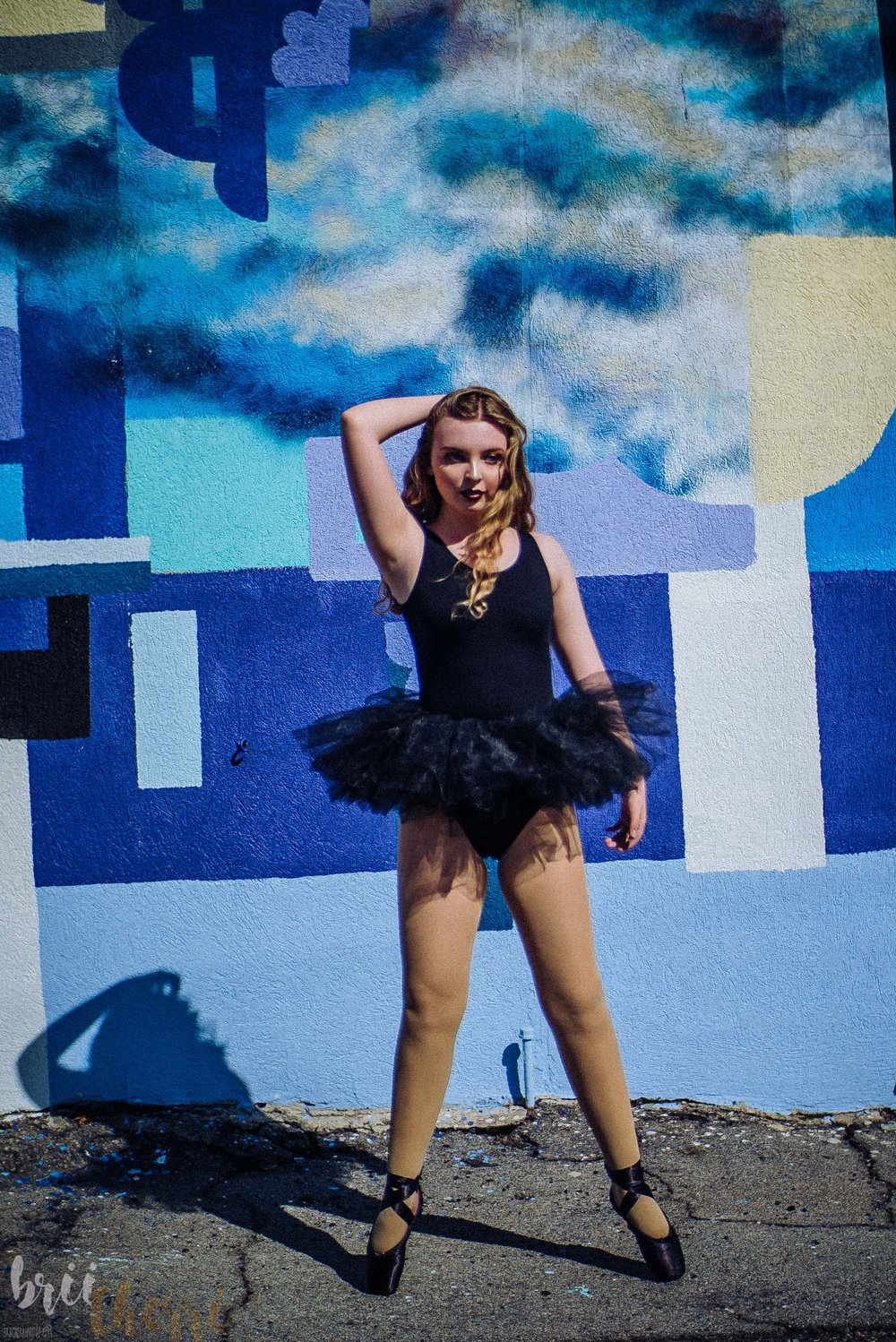 norfolk neon district photography dance session
