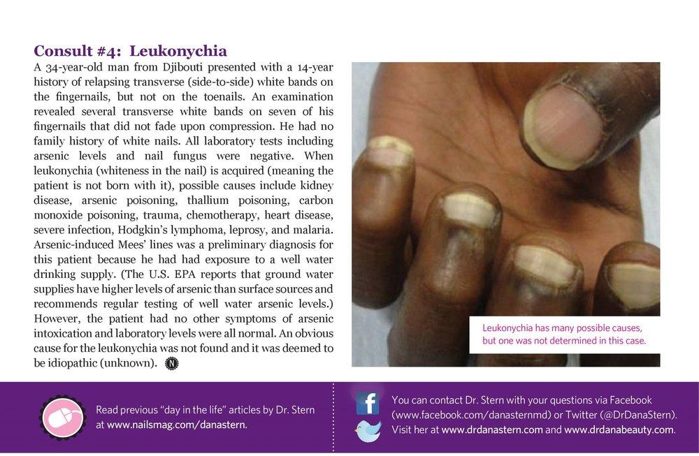 Nail News Dr Dana Stern