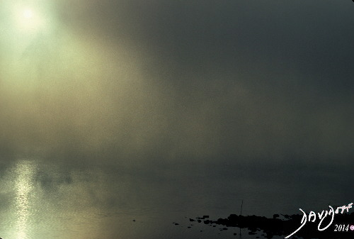 Water Mist Sky Davidoff Art Copyright 2014
