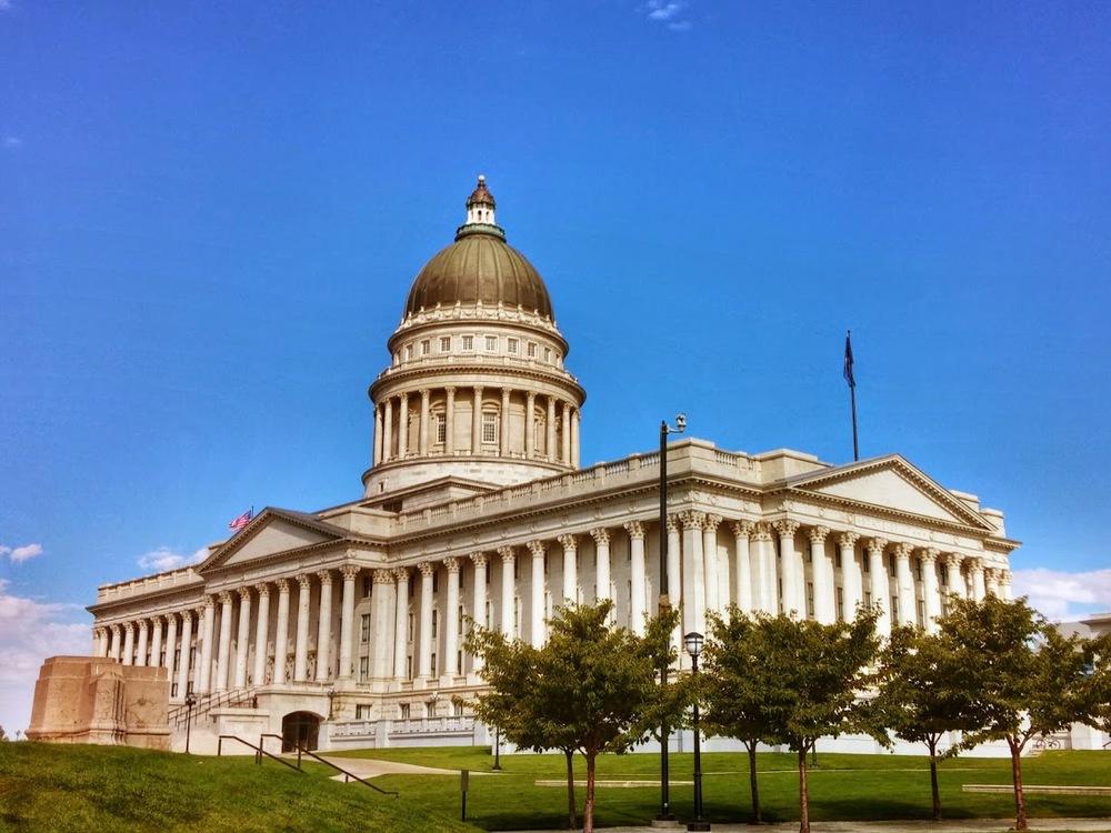 Utah State Capitol Buiding