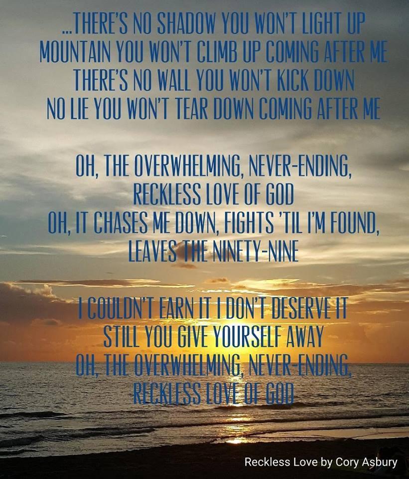 photo credit: Stacy MacLaren song lyrics: Cory Asbury