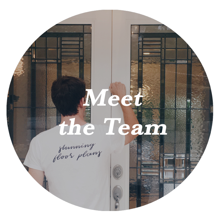 Meet the PDC crew dedicated to bringing you the most stunning Floor Plans.