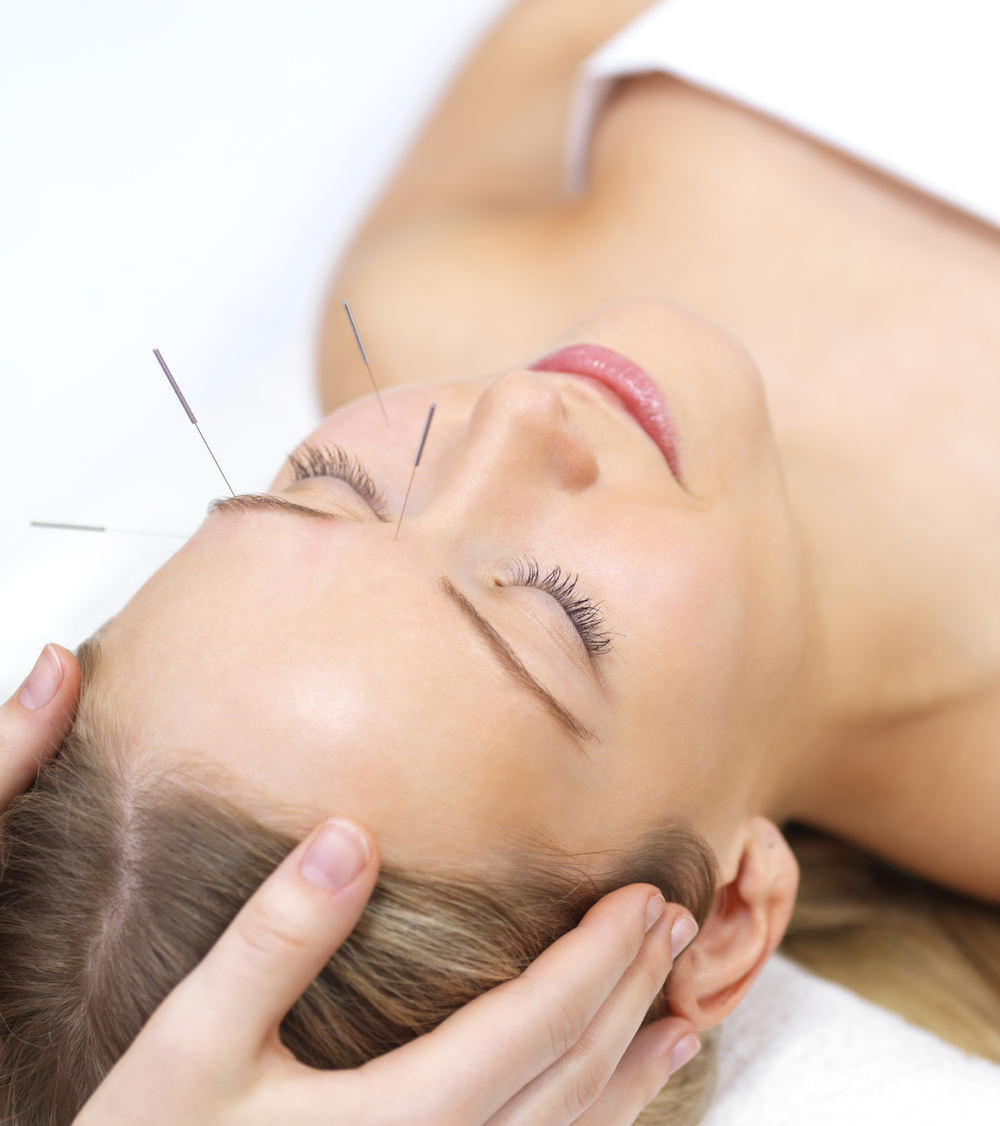 Facial rejuvenation acupuncture, Botox and face lift alternative for wrinkles in Brentwood, TN near Green Hills