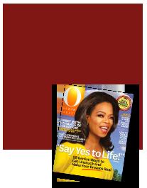 Oprah Magazine | Cosmetic Acupuncture | Affinity Acupuncture | Nashville TN
