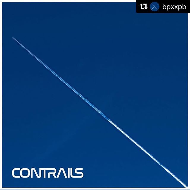 Check out the latest release from our good friend bpxxpb #Repost @bpxxpb with @get_repost ・・・ | C O N T R A I L S | . . . out now on all your favorite music services.  Link in bio and story . . .#newmusicfriday #newrelease #indiemusic #indieartist #indieelectronic #bpxxpb