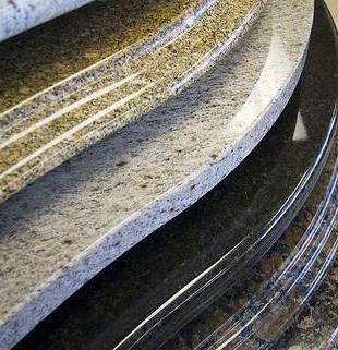 Granite Countertops Edges Best : Coutertop ? Capital Cabinets & Floors INC.