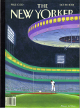 New Yorker Magazine, Oct. 2001