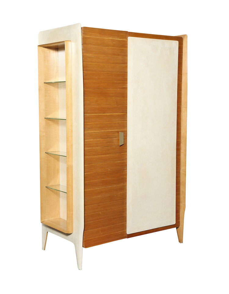 Amazing Two Door Storage Cabinet Model